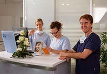 Über Implantologie Zentrum