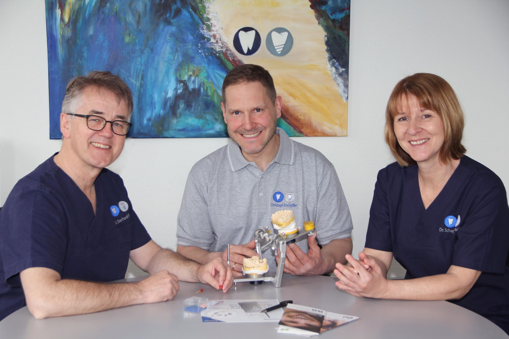 Dentallabor für Implantologie und Zahnersatz